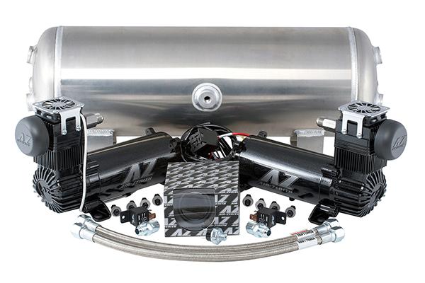 air zenith dual OB2 air compressor kit 2