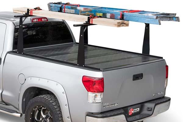 Bak Bakflip Cs F1 Contractor Series Tonneau Cover Folding Truck