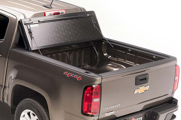 Bak Bakflip F1 Folding Tonneau Cover Folding Truck Bed Cover Autoanything
