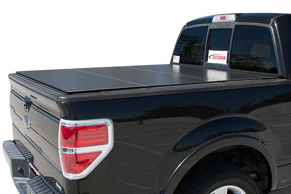Lomax Tri Fold Tonneau Cover By Access Low Profile
