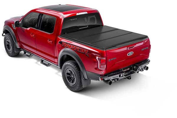 Rugged Liner Hc3 Folding Tonneau Cover Hc3 Truck Bed Cover