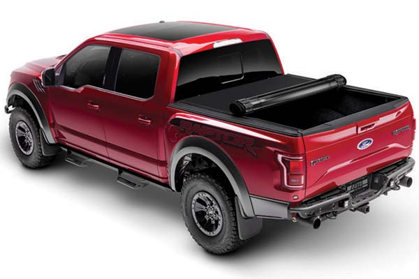 Truxedo Sentry Tonneau Cover Roll Up Truck Bed Cover Autoanything