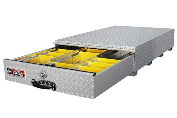brute pro series bedsafe hd truck bed toolbox