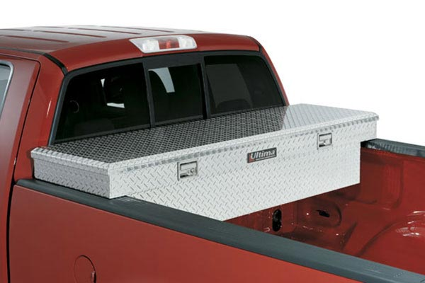 Truck Bed Toolbox >> Lund Ultima Single Lid Truck Tool Box