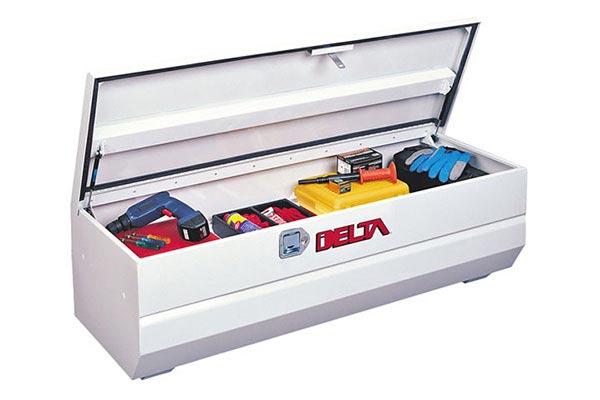 delta steel truck chest