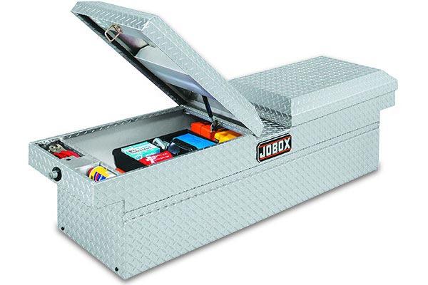 jobox premium aluminum gull wing crossover toolbox