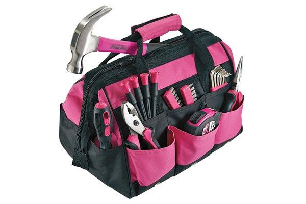 pink box home repair set