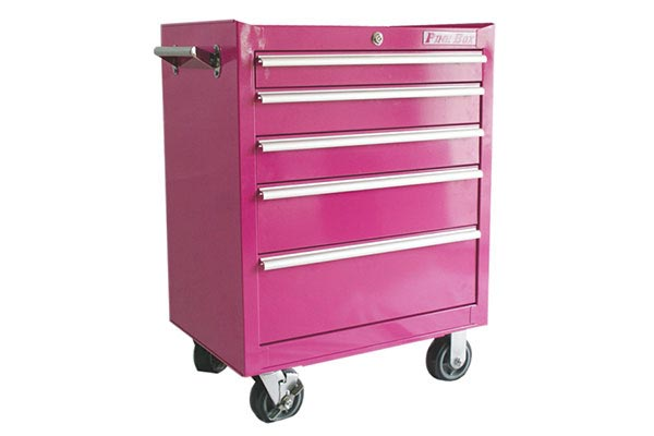 pinkbox rolling tool boxes