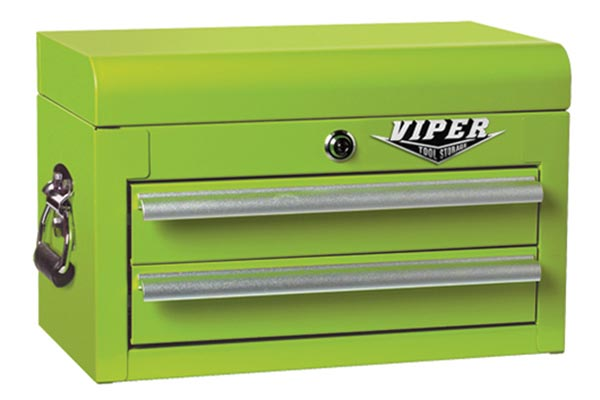 viper bench top tool box
