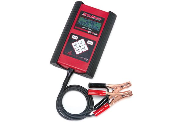 autometer sb 300 intelligent handheld battery tester