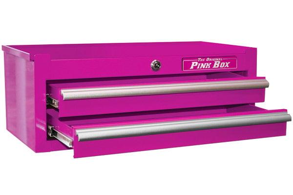 pink box 26in intermediate tool chest