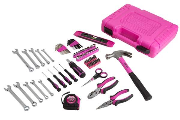 the original pink box home repair kit hero
