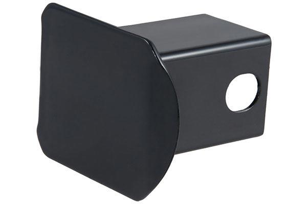 curt receiver hitch cover