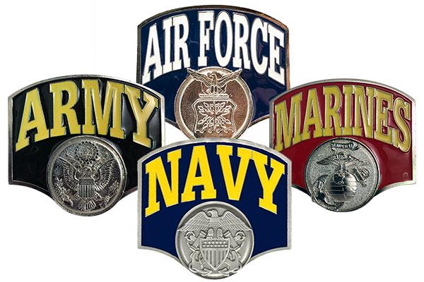shin shield military metal hitch cover