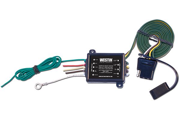 westin tail light converters