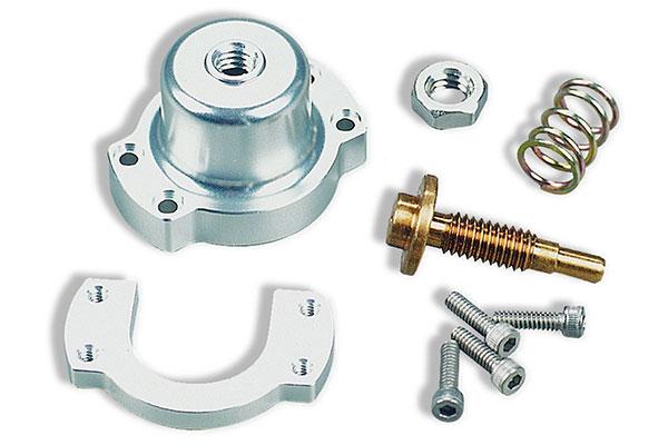 b and m commandflo adjustable fuel pressure regulator kit