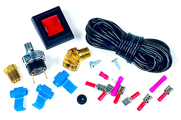b and m gm clutch converter power switch kit