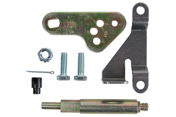b and m shifter cable bracket & lever kit