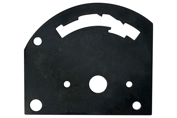 b and m shifter gate plate