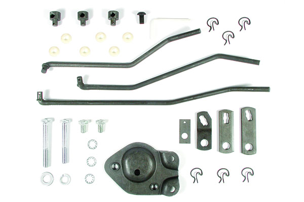 hurst competition plus shifter installation kit