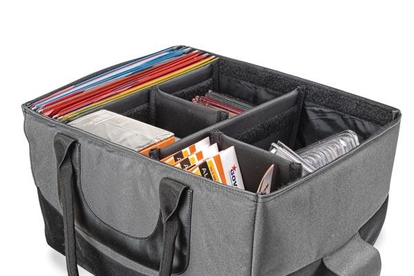 AutoExec File Tote & Cargo Organizer - Auto Exec Cargo Organizers