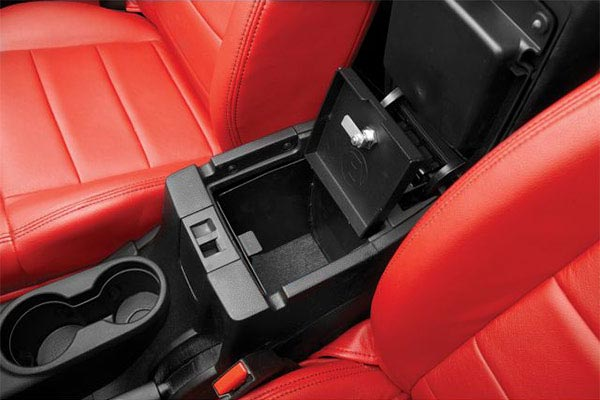 Bestop Center Console Jeep Lock Box Best Price On Jeep