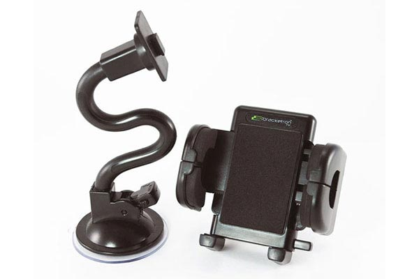 bracketron mobile grip it windshield mount