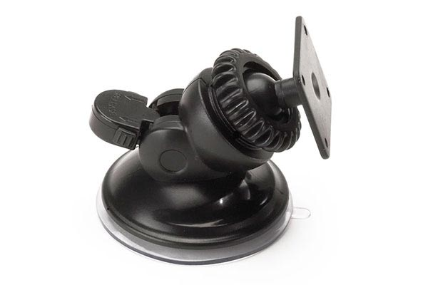Bracketron Nav-Pro GPS Windshield Mount - GPS Suction Cup Mount for Car Windshields p6120