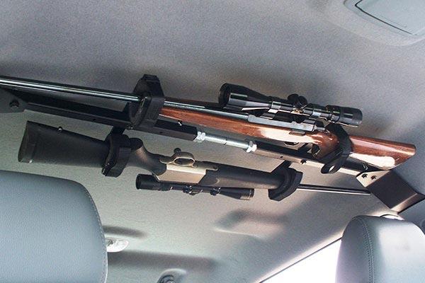 great day center lok overhead gun rack