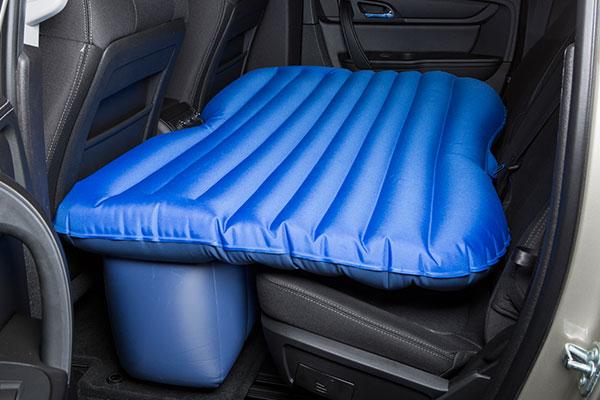 pittman backseat air mattress
