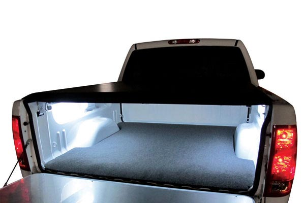 access truck bed light