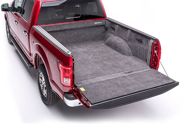 Ford F-350 Truck Bed Accessories - BedRug Truck Bed Liner