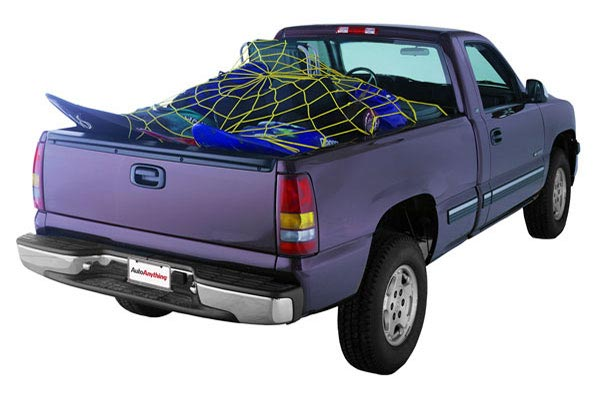 covercraft spidy gear webb truck bed net