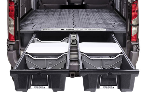 decked in vehicle storage system  2