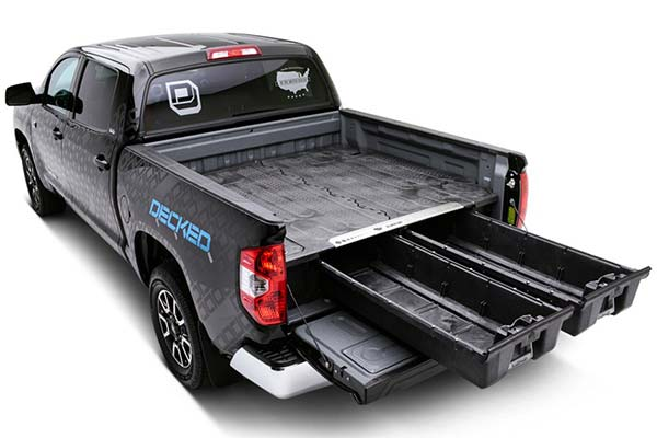 DECKED Truck Bed Storage - FREE SHIPPING! | AutoAnything™