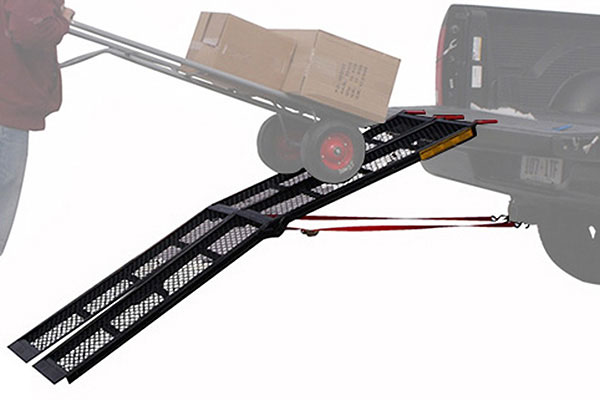 erickson bi fold loading ramp