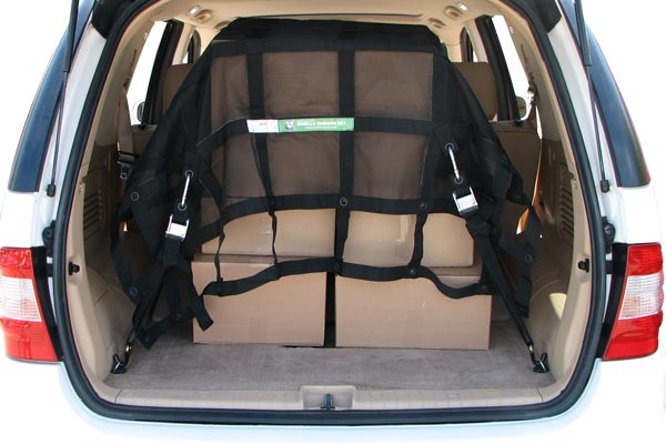 gladiator rubicon interior cargo net