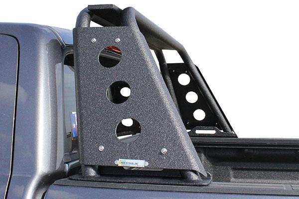go industries baja rak truck bed bars