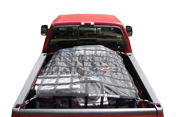 How To Install A Cargo Net On Your Truck Diy Guide For