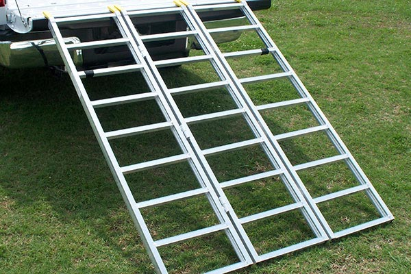 great day load lite tri fold loading ramps