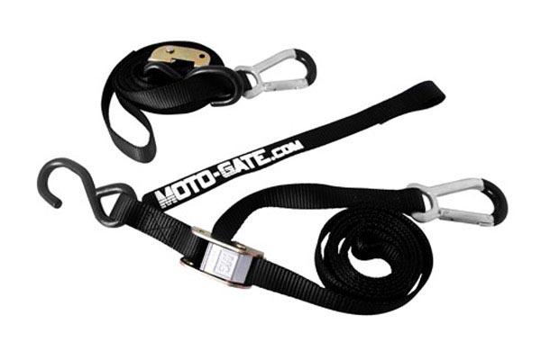 moto gate tie down straps