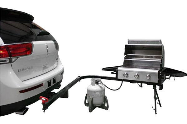 party king grills swing n smoke tailgate grille