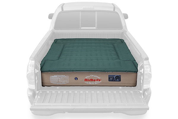 pittman outdoors airbedz pro3 truck bed air mattress hero