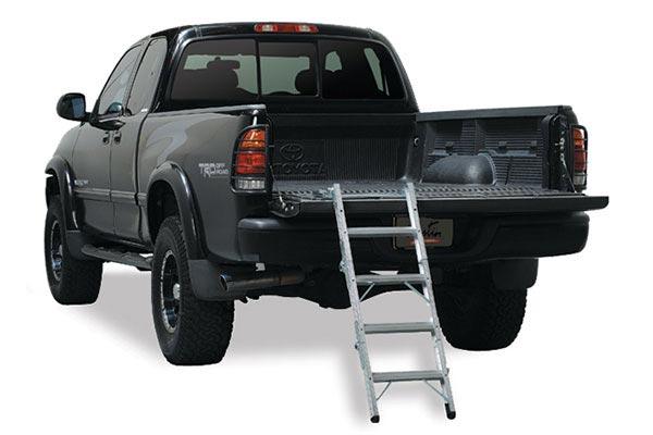 westin truck pal tailgate ladder2