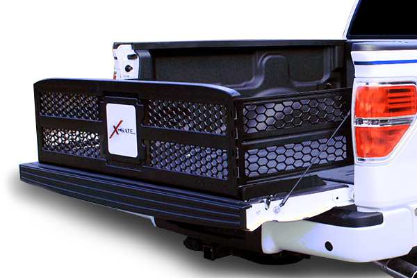 x treme gate slide out truck bed extender