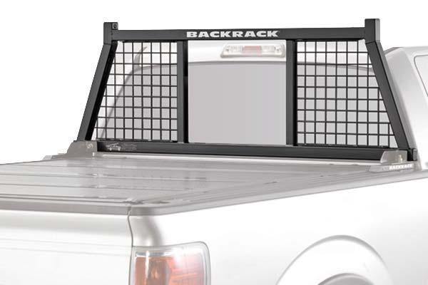2007 Toyota Tundra BackRack Half Safety Headache Rack
