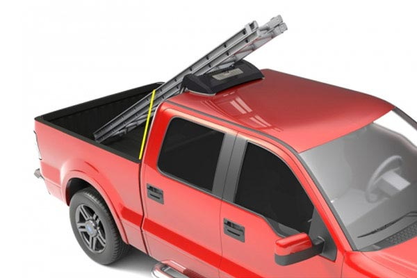 cabrak portable ladder rack