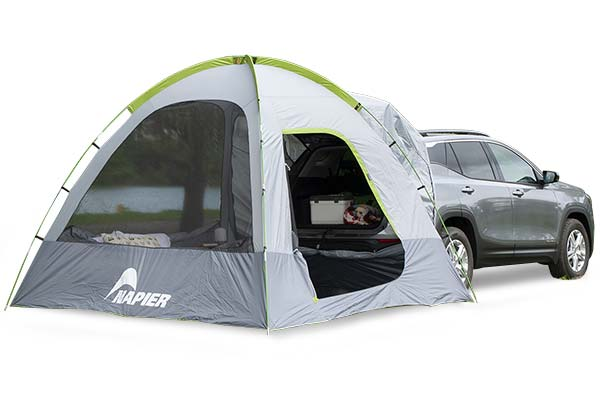 0a25270232a Sportz Napier SUV & Minivan Tents - 25+ Reviews on Napier Van Tents & SUV  Tents w/ Awning - 82000, 84000