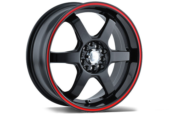 Image of Akita AK55 Wheels