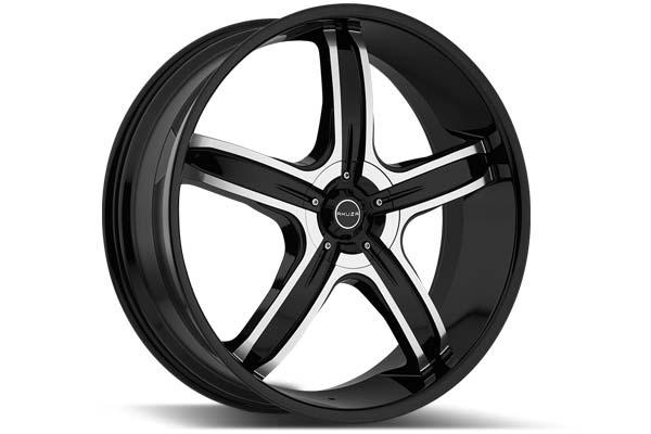 Image of Akuza 844 Lever Wheels